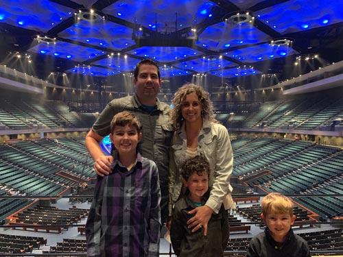 Visiting Lakewood Church, Houston (Pastor Joel Osteen)