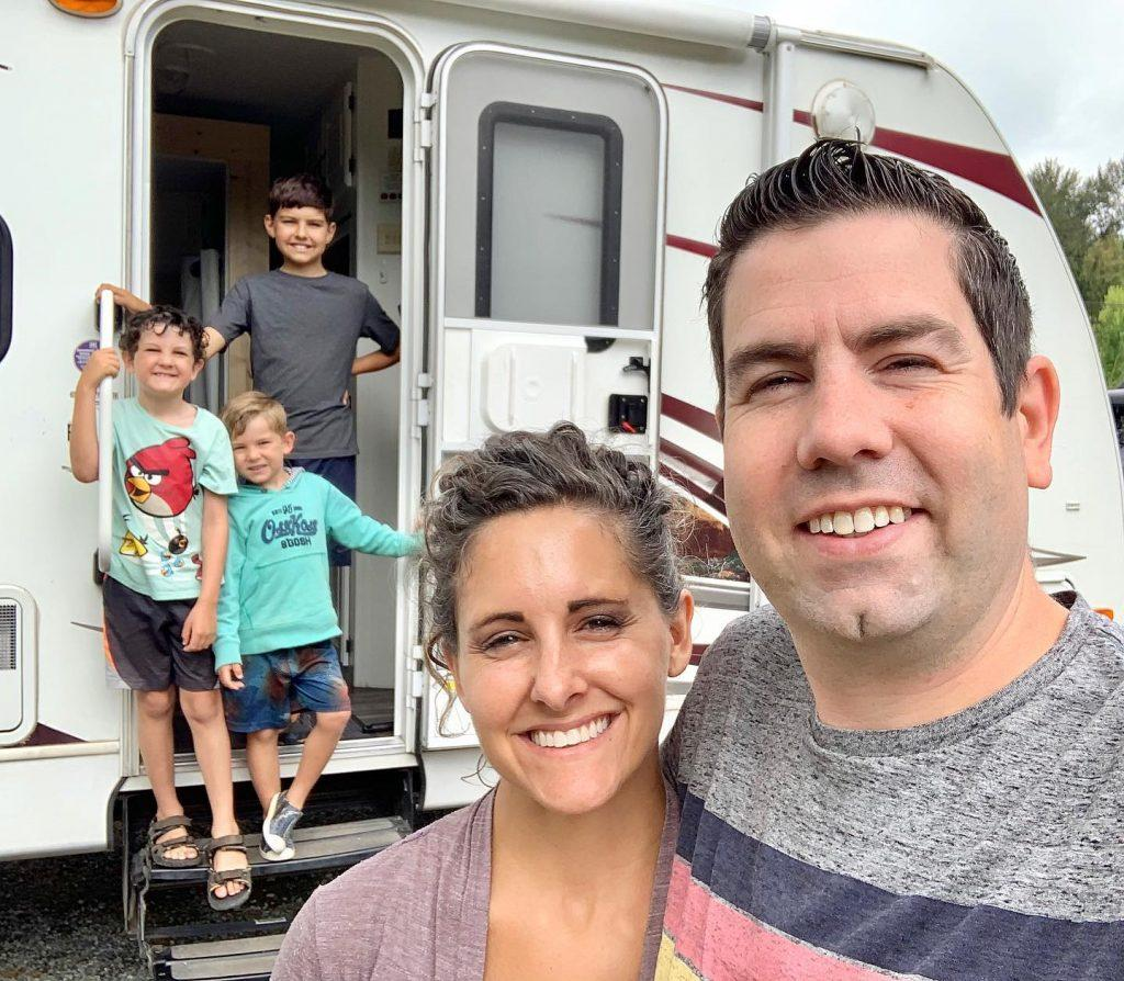 Run a business while RVing
