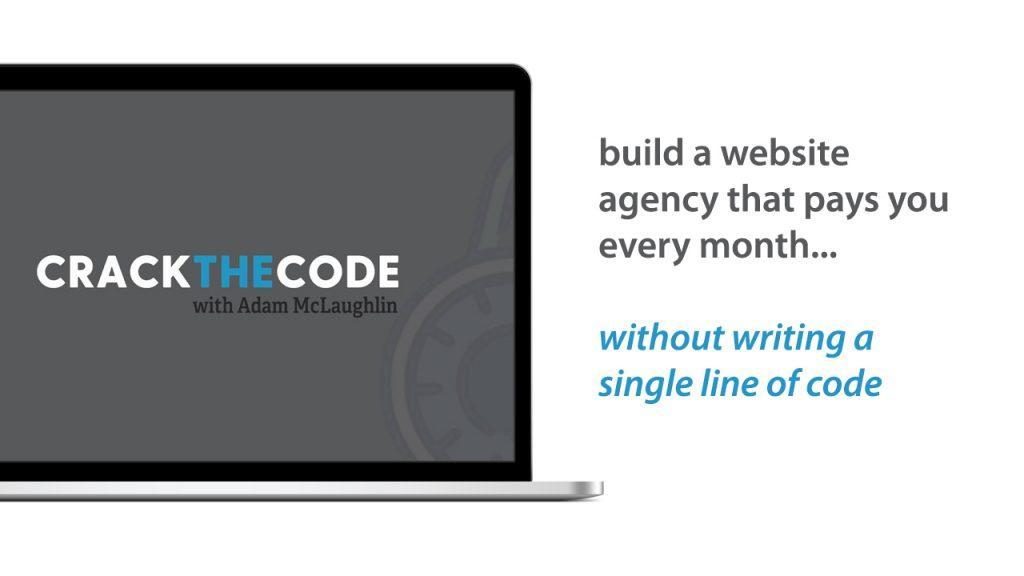start a website design business online course